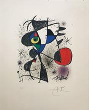 Joan MIRO - Print-Multiple - Université de Genève