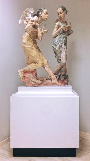 Federico SEVERINO - Sculpture-Volume - Annunciazione