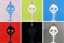 Takashi MURAKAMI (1962) - six prints by Murakami