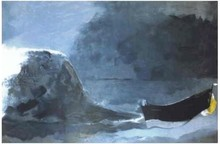 Georges BRAQUE - Stampa Multiplo - Marine Noire,M. 1044