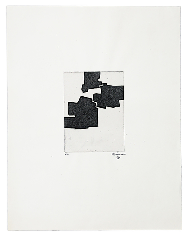 Eduardo CHILLIDA - Print-Multiple - Gezna IV