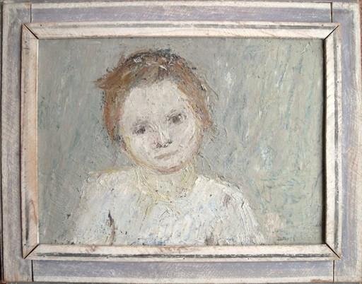 Julie SCHAETZLE - Pintura - Fillette