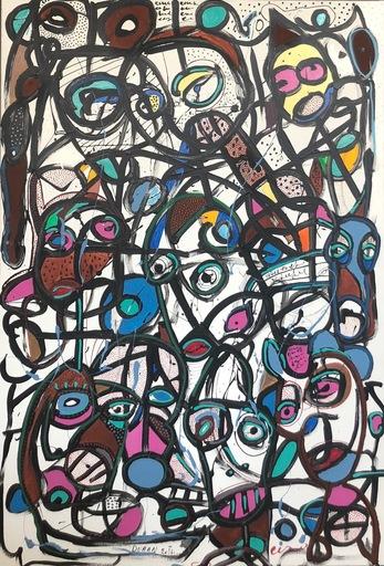 Marc DURAN - Peinture