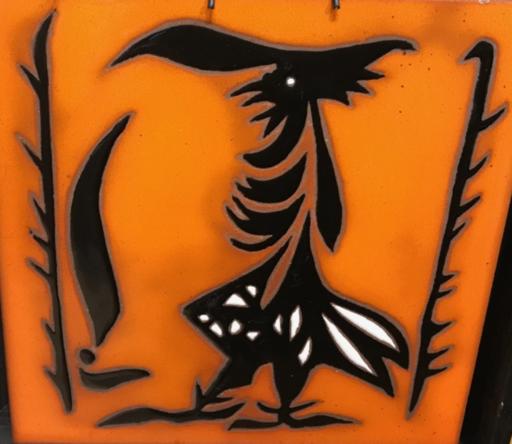 Jean LURÇAT - Ceramiche - Coq