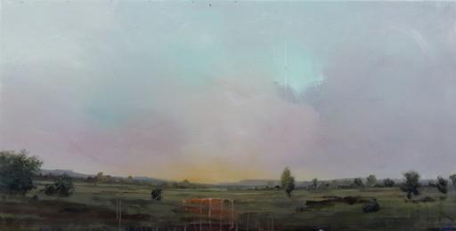 Peter HOFFER - Peinture - Setting