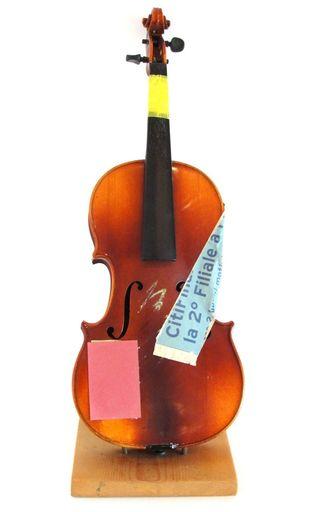 Giuseppe CHIARI - Escultura - Violino