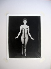 MAN RAY - Photography - Coat Stand