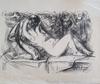 Georg MERKEL - Print-Multiple - Liebespaar, (Lovers)1922