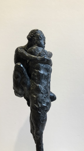 Val CARR-ORTOLAN - Skulptur Volumen - Couple 2