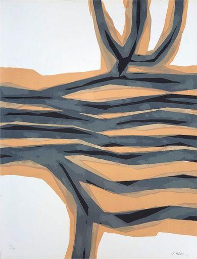 Raoul UBAC - Druckgrafik-Multiple - Sans titre