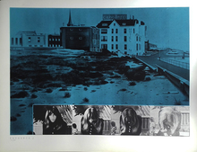 Jacques MONORY - Print-Multiple - Prudence 2