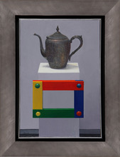 Kochinian HOVIK - Peinture - Tea Pot