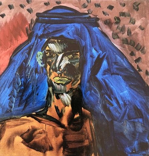 Rainer FETTING - Gemälde - Arabi 15