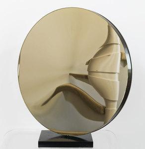 Victor BONATO - Sculpture-Volume - Rundspiegel