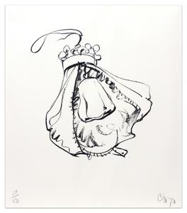 Claes Thure OLDENBURG, Double-Nose/Purse/Punching Bag/Ashtray