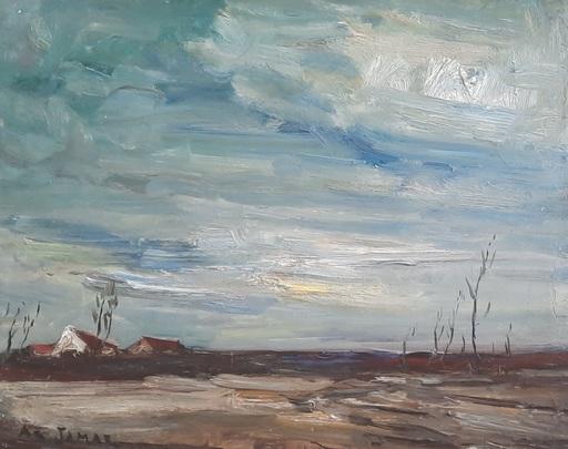 Armand G. G. JAMAR - Peinture - En Campine
