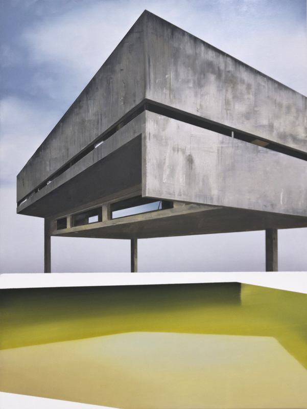 Patrick CORNILLET - Pintura - Amarillo