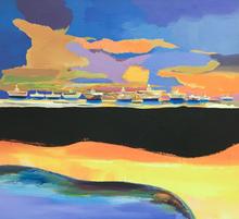 Tarek MARESTANI - Gemälde