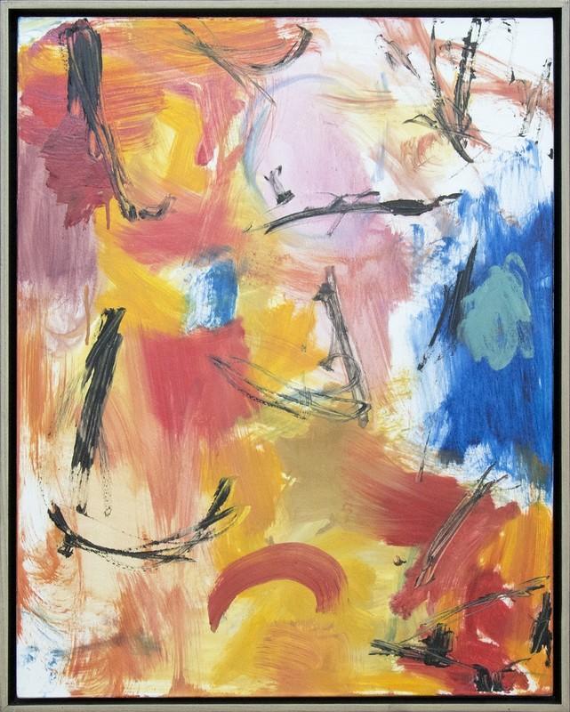 Scott PATTINSON - Peinture - Denouement No 53