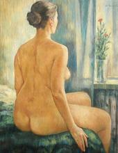 Yuri Ivanovich PIMENOV (1903-1977) - Nude