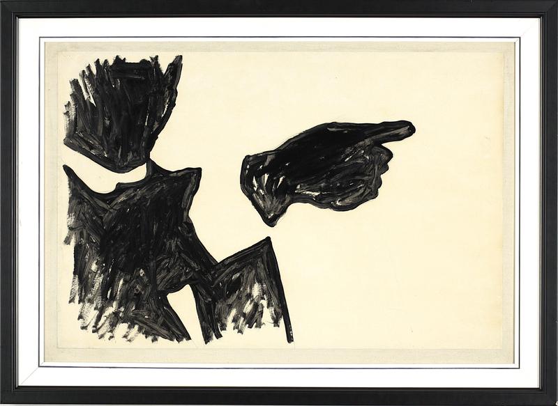 Sergio LOMBARDO - Peinture - Krusciov