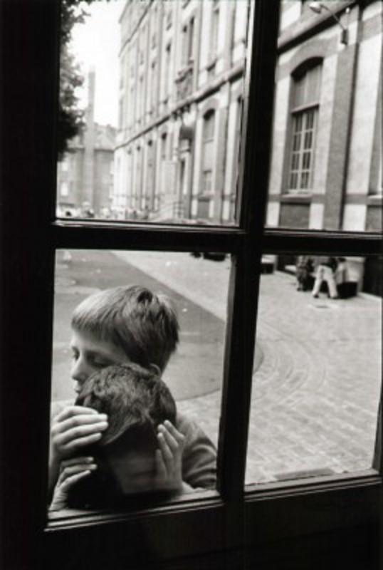 Jane Evelyn ATWOOD - Photo - Enfants aveugles
