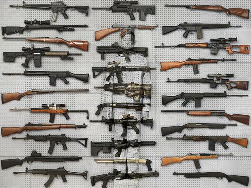 刘勃麟 - 照片 - Gun Rack