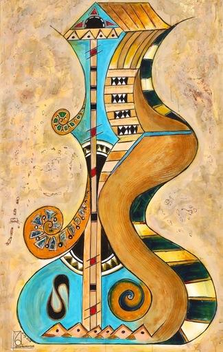 Arnaud GRACIENT - Pittura - Instrumentum