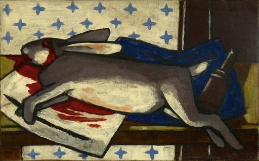 Shalom Siegfried SEBBA - Gemälde - The Rabbit