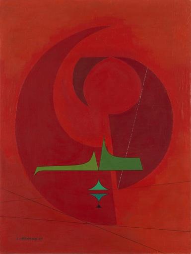 Luigi VERONESI - Pintura - Composizione G2