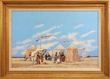 Frederick H. MACDUFF - Painting - A Perfect Sunday