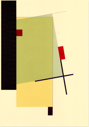 Richard CALDICOTT - Drawing-Watercolor - Untitled 2011
