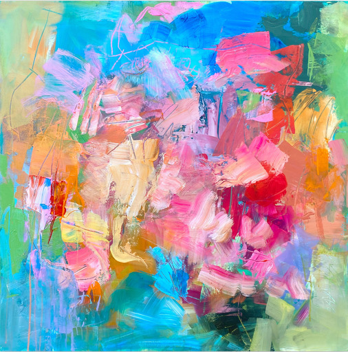 Michelle MARRA - Painting - Set in Motion