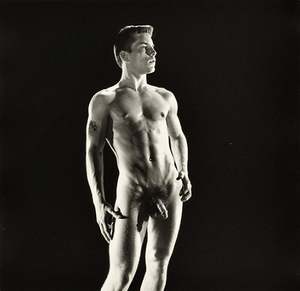 BRUCE OF LOS ANGELES - Fotografia - LARGE NUDE JOE DALLESANDRO PHOTO, BRUCE BELLAS ESTATE