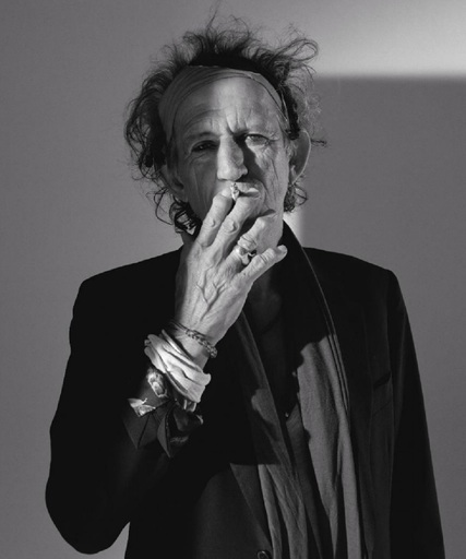 Lorenzo AGIUS - Photography - Keith Richards