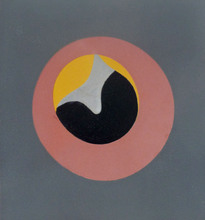 Hans ARP - Grabado - Untitled, from Le Soleil Recerclé
