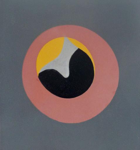 Hans ARP - Print-Multiple - Untitled, from Le Soleil Recerclé