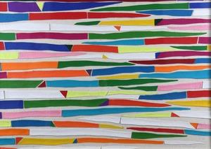 Piero DORAZIO - Pintura - Senza Titolo
