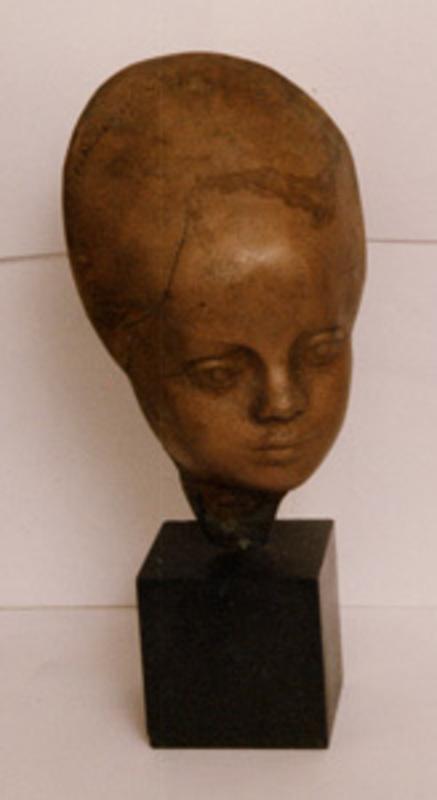 Umberto MASTROIANNI - Sculpture-Volume - Volto