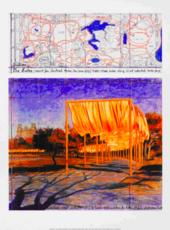 CHRISTO - Print-Multiple - The Gates (i)