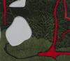Célia EID - Estampe-Multiple - Fleuve rouge