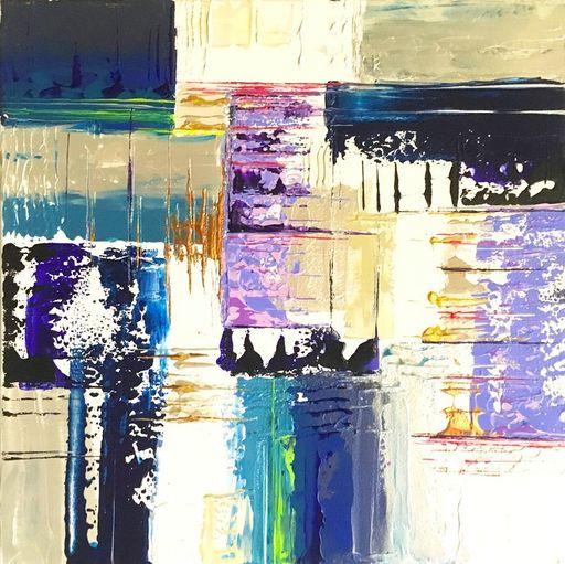 Hélène DEKONINCK - Peinture - Sans titre I - 06112019