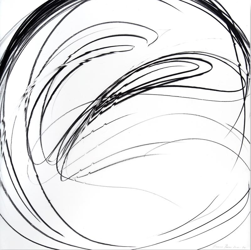 Jaanika PEERNA - Drawing-Watercolor - Maelstrom Series 77