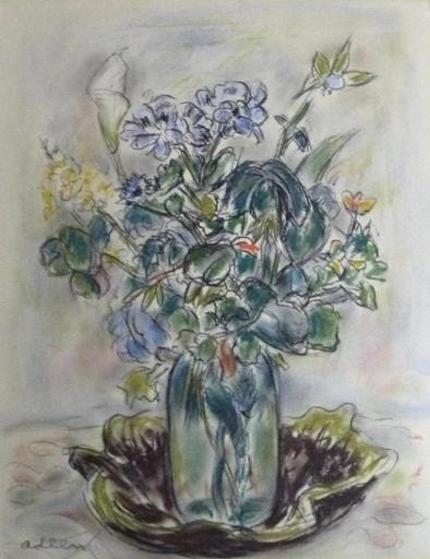 Michel ADLEN - Drawing-Watercolor