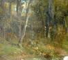 Narcisse Virgile DIAZ DE LA PEÑA - Painting - Sous-bois - Barbizon