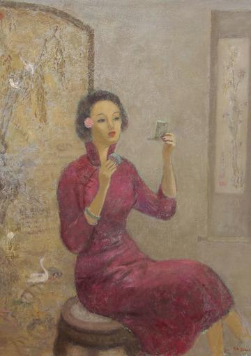 JIA Juanli - Gemälde -  La belle des années 30