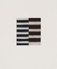 Sean SCULLY - Estampe-Multiple - Seven Mirrors 4