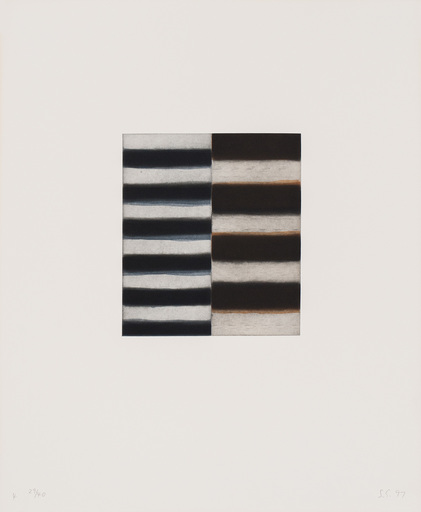 Sean SCULLY - Print-Multiple - Seven Mirrors 4