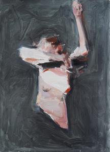 Vladimir SEMENSKIY - Painting - Appearing from the Dark I