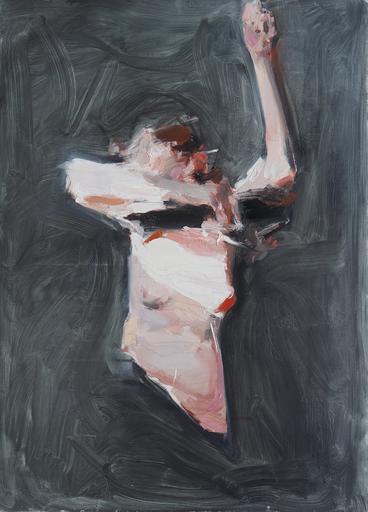 Vladimir SEMENSKIY - Gemälde - Appearing from the Dark I